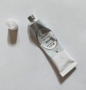 ダイソーカラーレジン液容器
